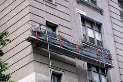 Facade Wall Repair - Cook County Building