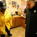 Cook County President Toni Preckwinkle Tours Completed Rehabbed Homes