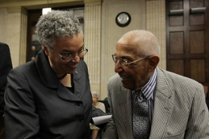 President Preckwinkle and Judge Leighton