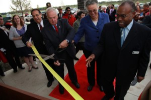 Ribbon Cutting in Country Club Hills