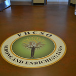Logo for the Ford Heights Community Service Organization (FHSCO)