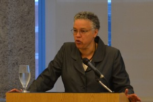 President Preckwinkle Delivers Keynote Address