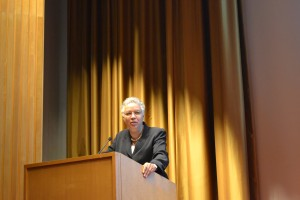 President Preckwinkle Addresses the First Annual Meeting of the Chicago-Cook Workforce Partnership