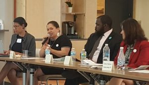 Katya Nuques, Executive Director of Enlace Chicago, speaks on why it's important to provide young people an alternative pathway to traditional four-year universities.